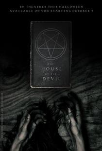 A Casa do Demônio - Poster / Capa / Cartaz - Oficial 6