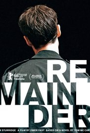 Remainder - Poster / Capa / Cartaz - Oficial 1