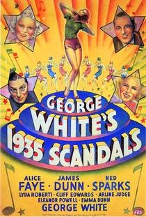 Escândalos na Broadway de 1935 - Poster / Capa / Cartaz - Oficial 1