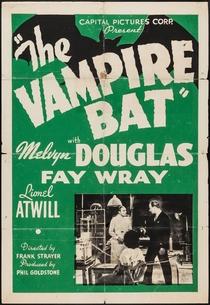 O Morcego Vampiro - Poster / Capa / Cartaz - Oficial 3