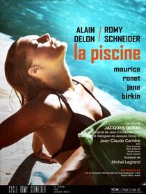A Piscina - Poster / Capa / Cartaz - Oficial 8