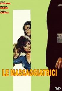 As Massagistas - Poster / Capa / Cartaz - Oficial 1
