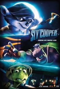 Sly Cooper - Poster / Capa / Cartaz - Oficial 1
