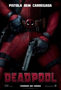 Deadpool - Poster / Capa / Cartaz - Oficial 1