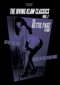 Irving Klaw Classics 1: Bettie Page Films - Poster / Capa / Cartaz - Oficial 1
