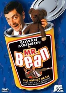 Mr. Bean - Poster / Capa / Cartaz - Oficial 1