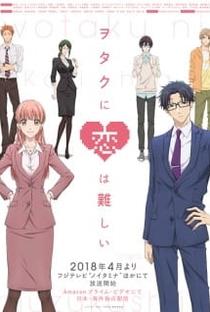 Wotakoi: O Amor é Difícil para Otaku - Poster / Capa / Cartaz - Oficial 2