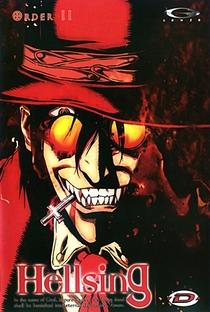 Hellsing - Poster / Capa / Cartaz - Oficial 23
