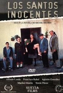 Os Santos Inocentes - Poster / Capa / Cartaz - Oficial 2