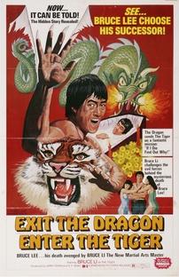 Exit the Dragon, Enter the Tiger - Poster / Capa / Cartaz - Oficial 1