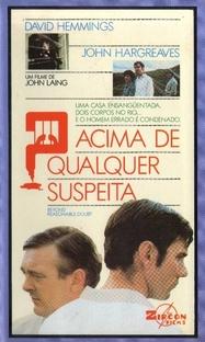 Acima de Qualquer Suspeita - Poster / Capa / Cartaz - Oficial 1