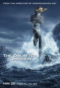 O Dia Depois de Amanhã - Poster / Capa / Cartaz - Oficial 1