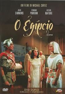 O Egípcio - Poster / Capa / Cartaz - Oficial 7
