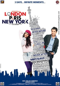 London Paris New York - Poster / Capa / Cartaz - Oficial 2