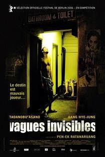 Ondas Invisíveis - Poster / Capa / Cartaz - Oficial 6