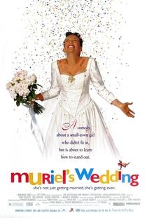 O Casamento de Muriel - Poster / Capa / Cartaz - Oficial 1