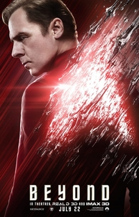 Star Trek: Sem Fronteiras - Poster / Capa / Cartaz - Oficial 13