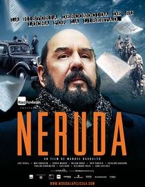 Neruda - Poster / Capa / Cartaz - Oficial 1