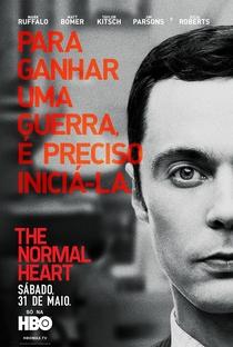 The Normal Heart - Poster / Capa / Cartaz - Oficial 5