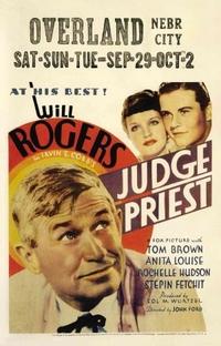 O Juiz Priest - Poster / Capa / Cartaz - Oficial 3