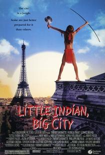 Um Indio na Cidade - Poster / Capa / Cartaz - Oficial 1