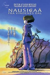 Nausicaä do Vale do Vento - Poster / Capa / Cartaz - Oficial 12