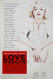 Love, Marilyn - Poster / Capa / Cartaz - Oficial 1