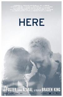 Aqui - Poster / Capa / Cartaz - Oficial 2