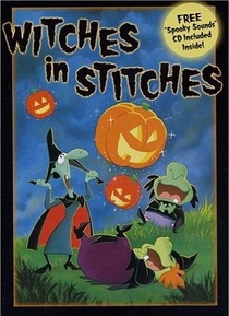 Witches in Stitches - Poster / Capa / Cartaz - Oficial 1