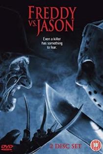 Freddy X Jason - Poster / Capa / Cartaz - Oficial 6
