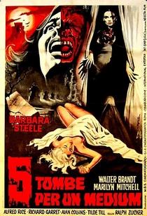 Terror no Cemitério - Poster / Capa / Cartaz - Oficial 2