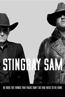 Stingray Sam - Poster / Capa / Cartaz - Oficial 1