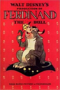 Ferdinando, o Touro - Poster / Capa / Cartaz - Oficial 1