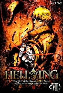 Hellsing Ultimate - Poster / Capa / Cartaz - Oficial 12