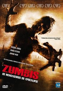 Zumbis: Mensageiros do Apocalipse - Poster / Capa / Cartaz - Oficial 2