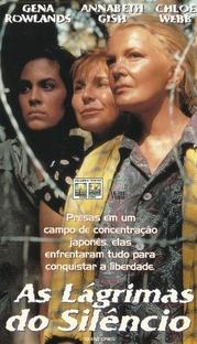As Lágrimas do Silêncio - Poster / Capa / Cartaz - Oficial 1