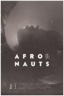 Afronautas - Poster / Capa / Cartaz - Oficial 1