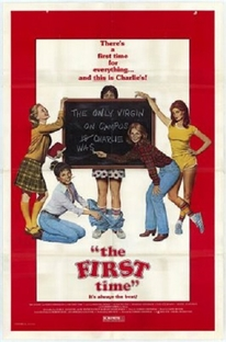 The First Time - Poster / Capa / Cartaz - Oficial 1