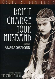 Don't Change Your Husband  - Poster / Capa / Cartaz - Oficial 1