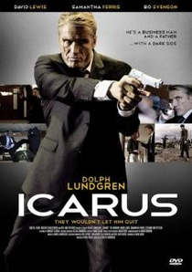 Icarus - Ação e Reação - Poster / Capa / Cartaz - Oficial 1