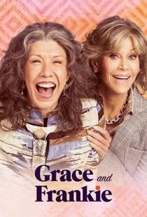 Grace and Frankie (3ª Temporada) - Poster / Capa / Cartaz - Oficial 3