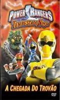 Power Rangers: Tempestade Ninja - A Chegada do Trovão - Poster / Capa / Cartaz - Oficial 1