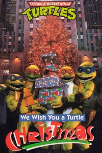 We Wish You a Turtle Christmas - Poster / Capa / Cartaz - Oficial 1