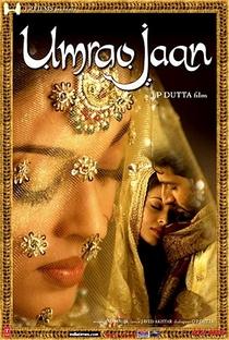 Umrao Jaan - Poster / Capa / Cartaz - Oficial 2