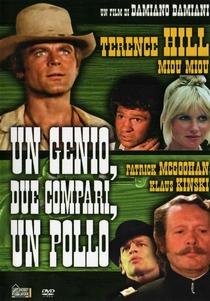 Trinity e Seus Companheiros - Poster / Capa / Cartaz - Oficial 1