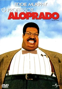 O Professor Aloprado - Poster / Capa / Cartaz - Oficial 2