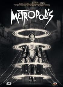 Metrópolis - Poster / Capa / Cartaz - Oficial 29