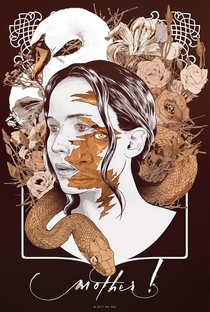 Mãe! - Poster / Capa / Cartaz - Oficial 10