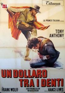 Um Dólar entre os Dentes - Poster / Capa / Cartaz - Oficial 3