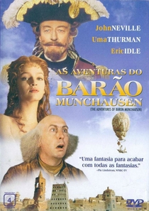 As Aventuras do Barão Munchausen - Poster / Capa / Cartaz - Oficial 9